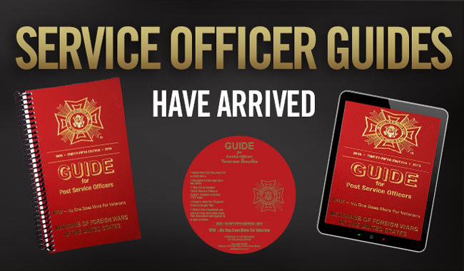 Service Officer Guides