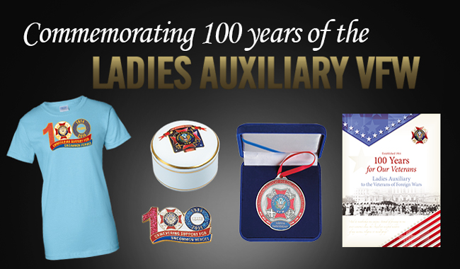 Ladies Auxiliary 100th Anniversary